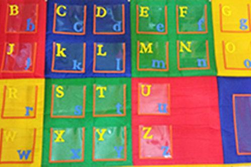 Alfabeto Gigante sem figuras