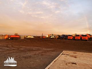 Дополнительная мобилизация технических ресурсов для устойчивой работы в зимний период.
