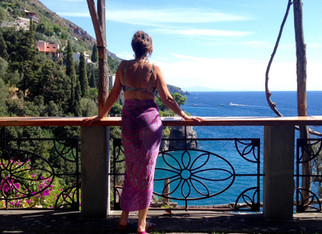What's to love about SwimWell's Amalfi adventure in Southern Italy?                 Part 2