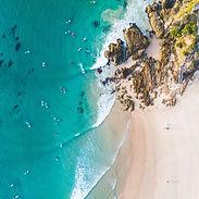 Surfing Aerial Noosa Byron Gold Coast Su