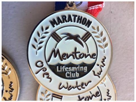 Mentone Open Water Marathon Swim