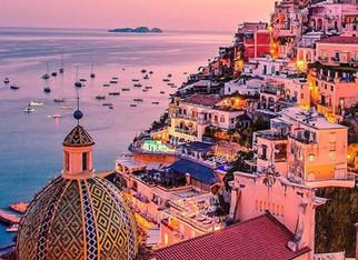 Amalfi Coast Dreaming
