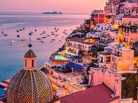 Amalfi Coast Dreaming