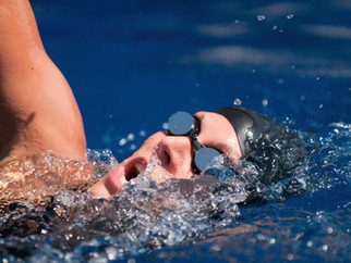 Why breathing out is more important than breathing in when swimming