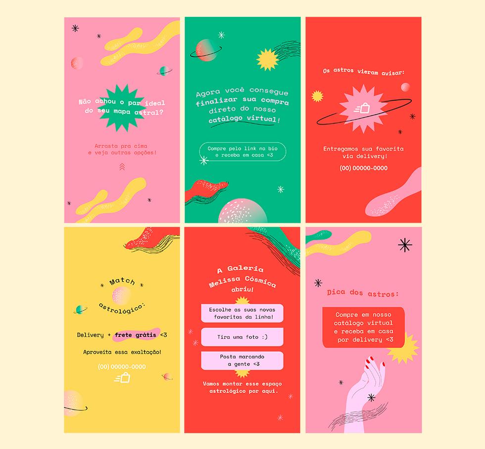 Cards de Encerramento Instagram