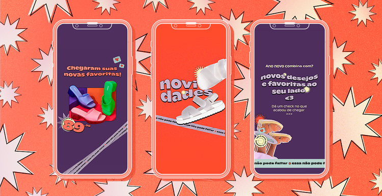 Cards para Instagram