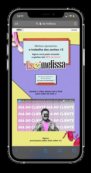 Site Versão Mobile