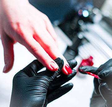 All manicure services at Mini Spa VT and Blue Lotus Shop.