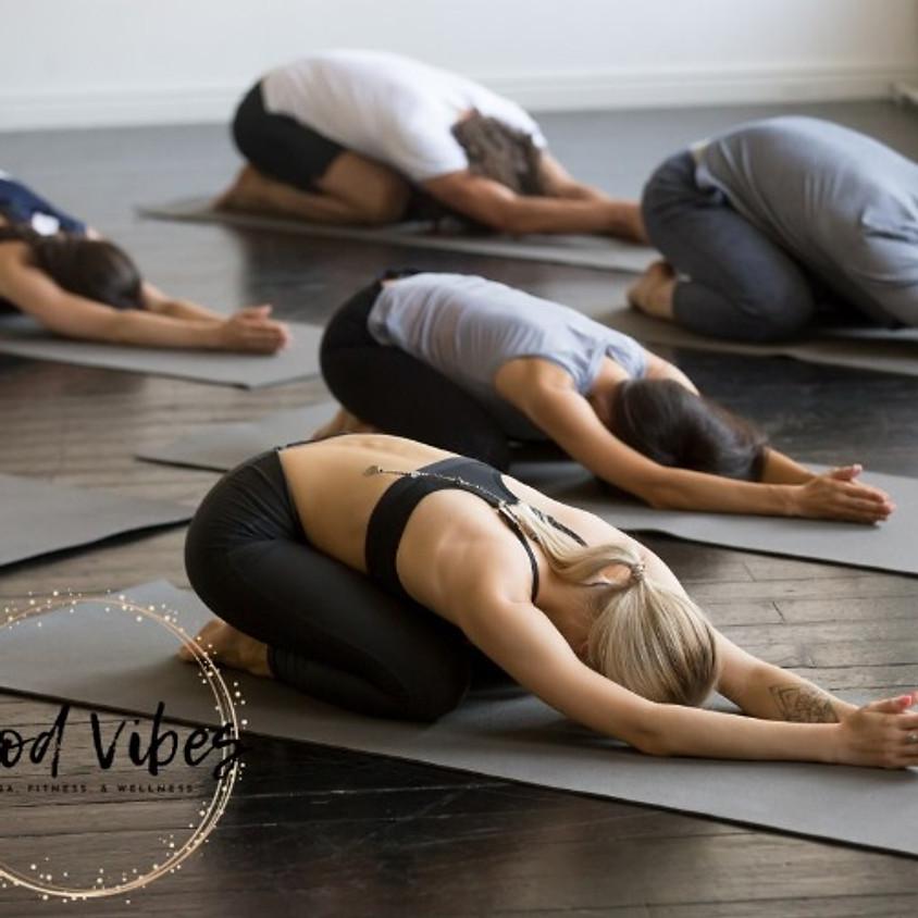 VIRTUAL Yoga for Managing Lower Back Pain Workshop