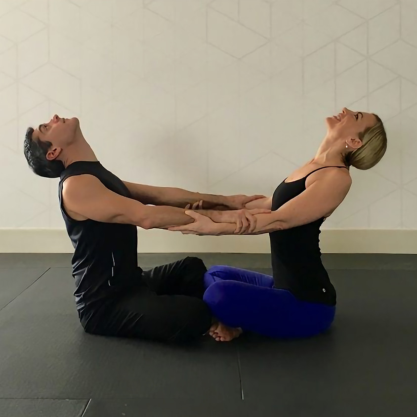 Candlelight Couples Yoga SOLD OUT