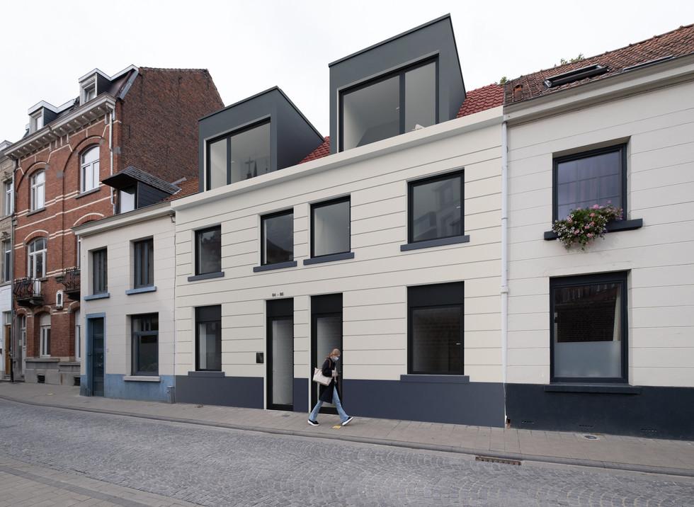 3D visual voor project in Leuven