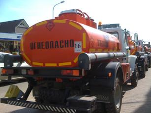 GAZ SADKO 33086 OIL TRUCK
