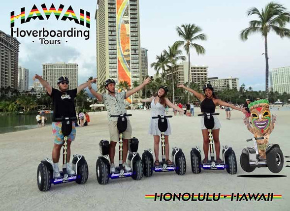 Hilton Hawaiian Village Guided Tours