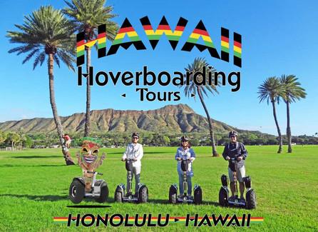 Diamond Head Hoverboarding