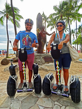 The Duke Statue on Waikiki Beach