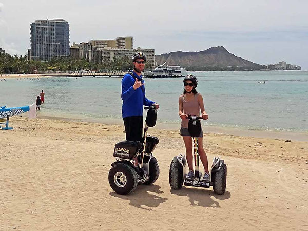 Hawaii Hoverboarding Guided Tours of Waikiki