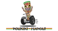 Waikiki Hawaii self-balancing segway-style guided tours
