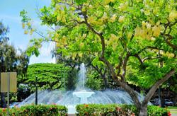 Louise Dillingham Fountain