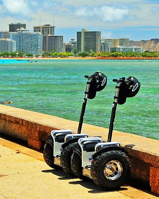 Hawaii Hoverboarding Tours Waikiki Hnl