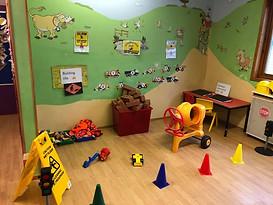 Pre-School Role Play Area
