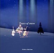 Tears of snow、アコースティックギタリスト,Acoustic Guitarist,Noboru  Mashima ,馬島昇,ニューエイジ ミュージック,  New Age Music,  フィンガースタイル,日本人