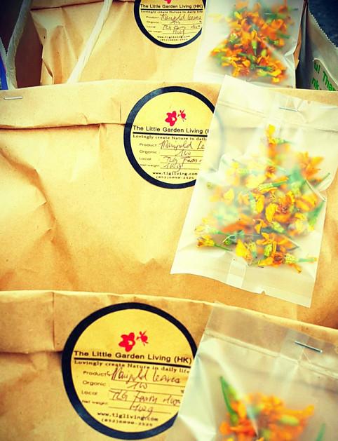 TLGLiving Local Organic Label │小花園本土有機標籤