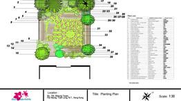 微笑公開:繪圖規劃的重要及39種香草與植物