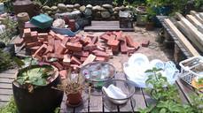 小花園的創造過程