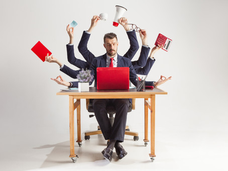 Three Tips for Getting Un-Busy