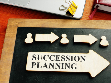 Tips for Developing a Succession Plan
