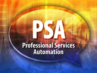 Top 4 Things to Consider When Implementing a PSA Solution