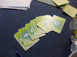 Poker Planning - The Value of Collaborative Estimating