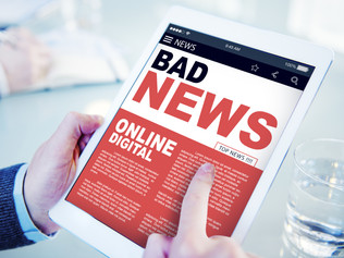 Three Reasons Why Bad News is Better than No News