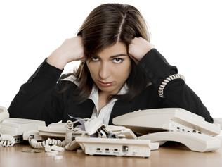 Three Ways to Keep Your Work Stress Down