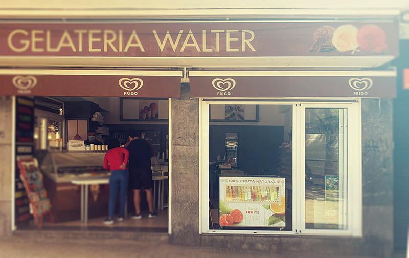 Gelateria Walter
