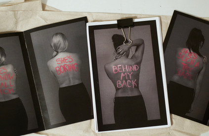A LOOK AT 'BEHIND MY BACK'