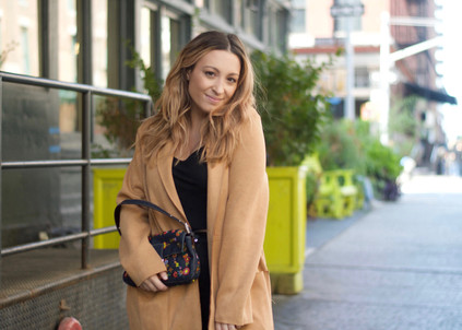 NYFW OOTD #3: THE PERFECT FALL COAT