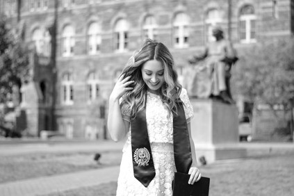 THE GRAD SERIES: ADVICE FROM A COLLEGE SENIOR