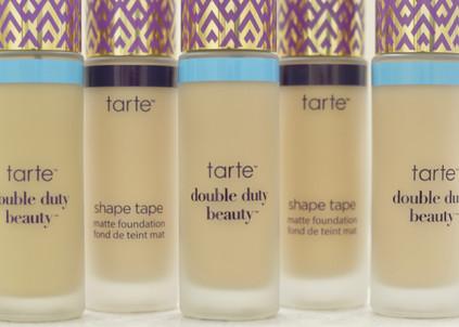FIRST IMPRESSIONS: TARTE SHAPE TAPE FOUNDATION