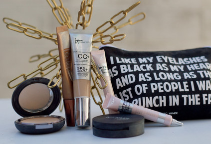 MY IT COSMETICS MUST-HAVES