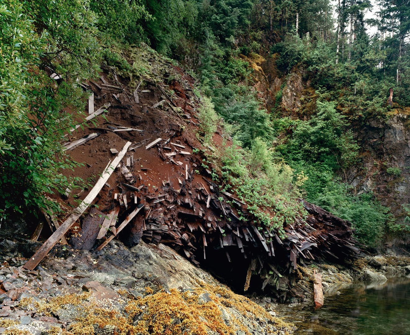 Stan Douglas, Collapsed Structure,1996