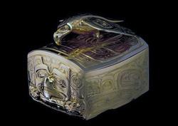 Bill Reid, Gold Box with Eagle