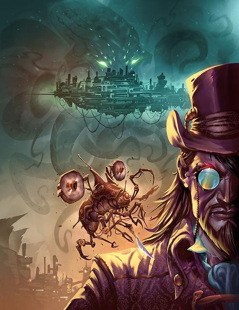 VULCANIA-- RPG -- COVER Dany Orizio CONS