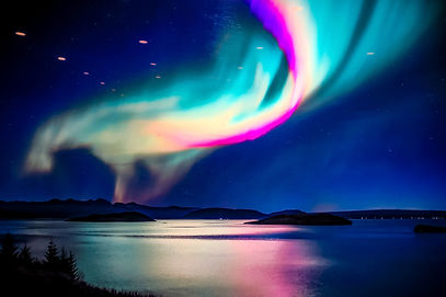 MaxPixel.net-Northern-Lights-Iceland-Wil