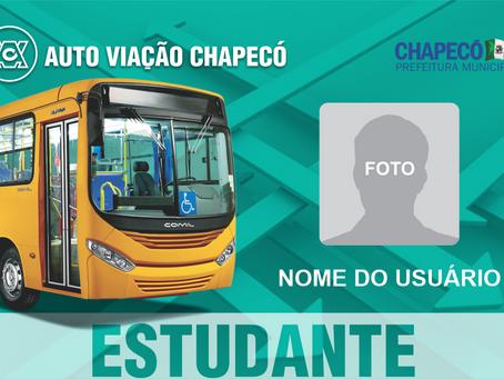 Desbloqueio Cartão Estudante - Segundo Semestre.