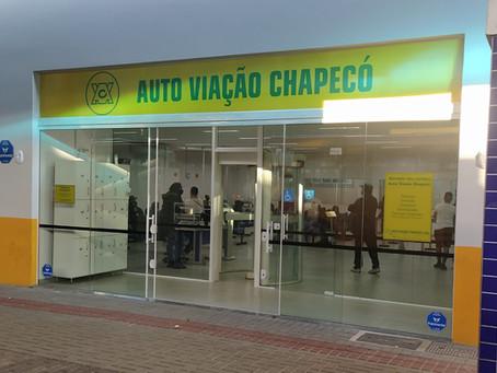 Nova Central de atendimento implantada pela AUTO VIAÇÃO CHAPECÓ