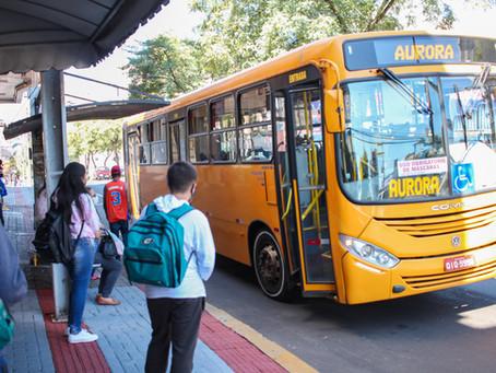 Auto Viação Chapecó orienta passageiros sobre controle do limite de lotação