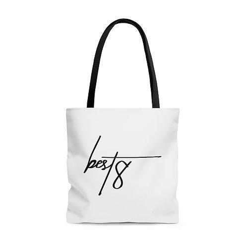 tote-aly a fan | beach bag
