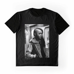 """""""In Transit"""" Graphic Tee"""