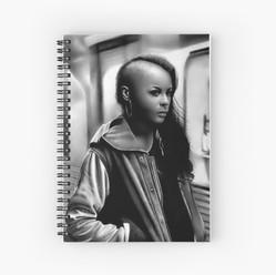 """In Transit"" Notebooks"